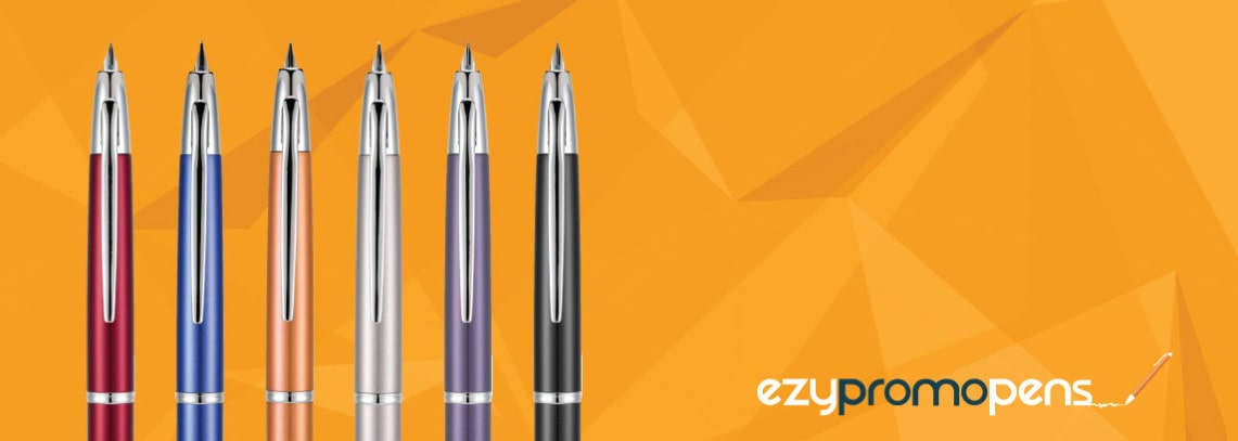 Promotional Pens custom branded with your logo.