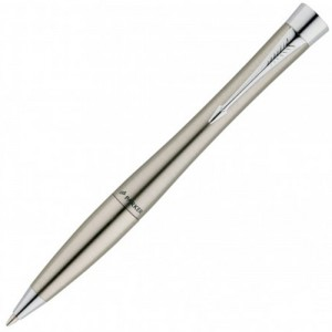 Parker Urban Ballpoint Pen - Brushed Stainless Ct