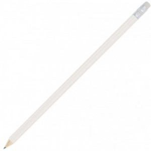 Sharpened Pencil W/Eraser